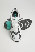 Nike - Air Max 200 - summit white / black-aurora green