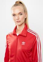 adidas Originals - Adicolour firebird track top - red