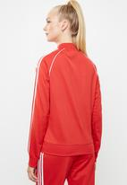 adidas Originals - Track jacket - red