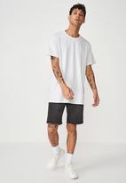 Cotton On - Essential crew neck short sleeve tee - grey