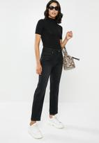 Cotton On - Mom jeans - black