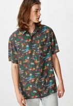 Factorie - Resort short sleeve shirt - multi