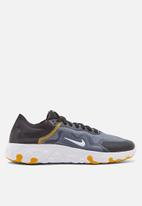 Nike - Renew Lucent - black/white-pollen rise