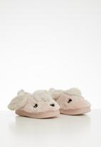 POP CANDY - Bunny slipper - pale pink