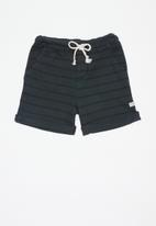 Sticky Fudge - Play shorts - charcoal
