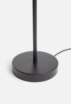 Sixth Floor - Dora desk lamp - black