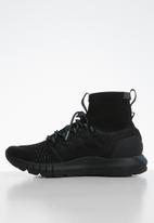 Under Armour - Hovr Phantom Boot - black / pitch gray