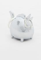 Umbra - Squiggy unicorn ring holder - chrome
