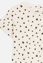 Cotton On - Penelope short sleeve tee - vanilla