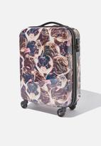 Typo - Tsa small suitcase - pug face smash