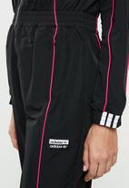 adidas Originals - Adidas long sleeve jumpsuit - black