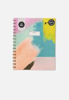 Typo - A5 campus notebook dot internal recycled - paintly