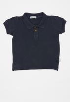Sticky Fudge - Golfer T-shirt - navy