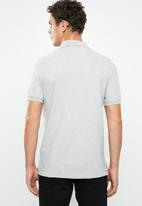 Tommy Hilfiger - Tjm Tommy classics solid polo - grey