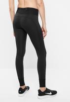 Nike - Nike fast 7/8 air tights gx - black & white