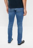 Tommy Hilfiger - Slim bleecker aiken straight leg jean - blue