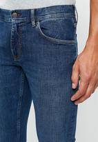Tommy Hilfiger - Straight denton aynor straight leg - blue