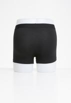 New Look - 3 Pack trunks - black