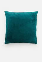 Hertex Fabrics - Page cushion cover - mediterranean