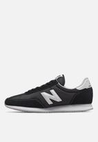 New Balance  - 720 Classic Racer - black / white