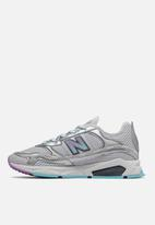 New Balance  - WSXRCHKB metallic pack - grey / blue