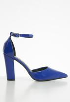 Superbalist - Rumi block court heel - blue