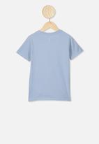 Cotton On - Max short sleeve tee - dusty blue