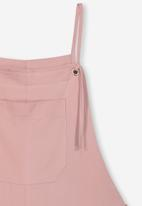 Free by Cotton On - Tilly playsuit - dusty rose