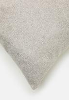 Hertex Fabrics - Page cushion cover - nougat