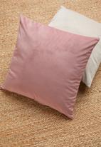 Sixth Floor - Magical cushion cover - rose