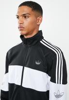 adidas Originals - Bandrix track top - black & white