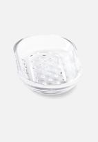 Umbra - Junip oval soap dish   acrylic