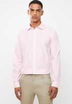 New Look - New long sleeve poplin - pink