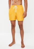 New Look - Basic swimshorts - yellow