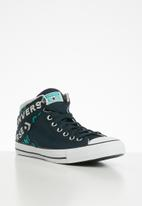 Converse - Chuck Taylor All Star Street Hi canvas - wordmark