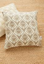 Sixth Floor - Kalmar cushion cover - grey