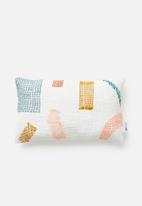 Sixth Floor - Playful cushion cover - multi