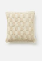 Sixth Floor - Maia cushion cover - cream
