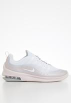 Nike - Air Max Axis - white / white-barely rose-mtlc platinum