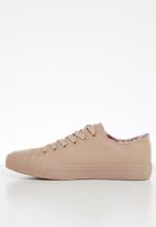 Miss Black - Baker 2 sneaker - neutral