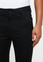 New Look - New skinny chino - washed black