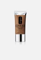 Clinique - Even better refresh foundation - mahogany