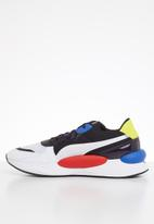 PUMA - RS 9.8 Fresh - puma white-puma black-palace blue