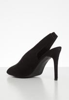 Superbalist - Jody stiletto heel - black