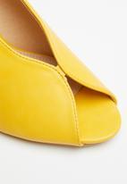 Superbalist - Jody stiletto heel - yellow