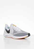 Nike - Nike air zoom winflo 6 - pure platinum/black-laser orange-white
