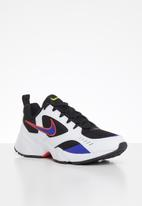 Nike - Air Heights - black / hyper blue-white-track red