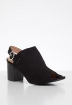 Superbalist - Summer heel - black