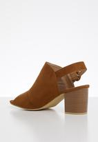 Superbalist - Summer heel - brown