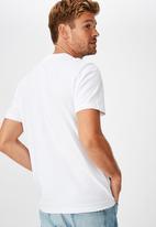 Cotton On - Rat Tbar cny T-shirt - white